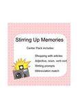 Stirring Up Memories Center Pack