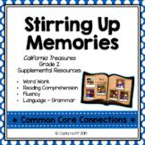 Stirring Up Memories - Common Core Connections - Treasures Grade 2