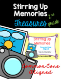 Stirring Up Memories: Treasures 2nd Grade:Common Core Aligned Activities