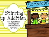Stirring up Addition - 2 digit addition PREVIEW for Carnival Games