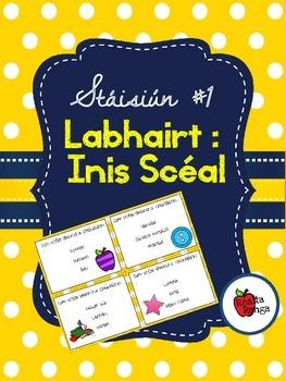Stáisiúin Liteartha as Gaeilge - Rang 5/6 // Literacy Stations in Irish - 5/6