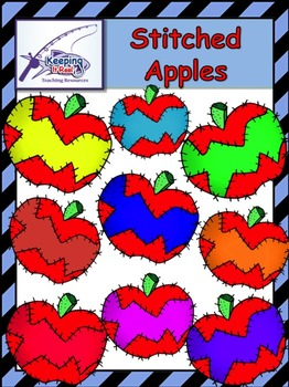 Stitched Apples
