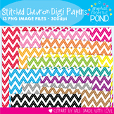 Chevron Paper  Pack - Graphics for Teachers