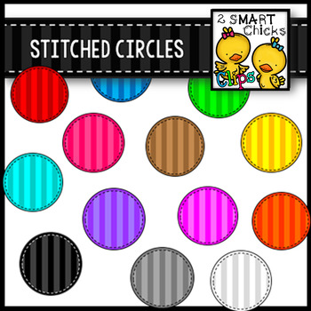 Stitched Circles