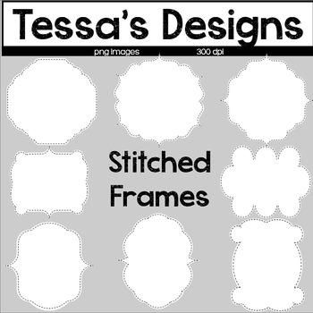Stitched Frames