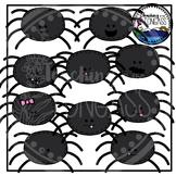 Spiders Clipart Bundle