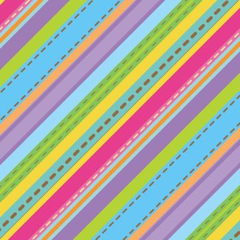 Stitches & Stripes {Ice Cream Shoppe} Digital Background Papers