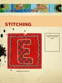 Stitching lesson