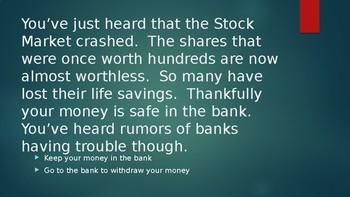 Stock Market Activity
