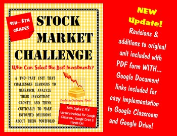 Stock Market Challenge - Complete Unit