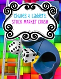 Stock Market Crash CHUTES & LADDERS