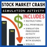 Stock Market Crash Simulation: Causes of the Great Depression