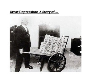 Stock Market Crash and the Great Depression Story