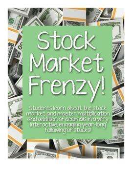 Stock Market Frenzy