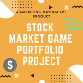 Stock Market Game Portfolio Project