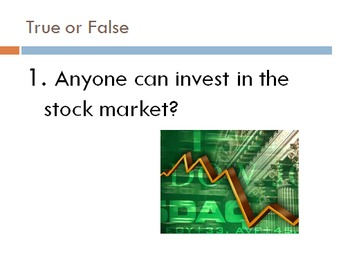 Stock Market Lessons