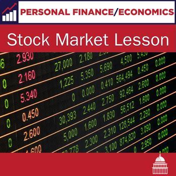 Stock Market Lesson