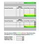 Stock Market Portfolio Tracking Spreadsheet