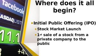 Stock Market PowerPoint