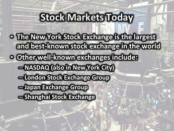 Stock Market PowerPoint Presentation