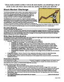 Stock Market Project - Economics