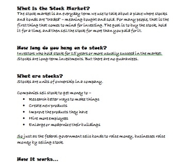 Stock Market-Research companies to invest in and follow to find outcome