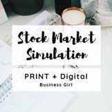 Stock Market Simulation