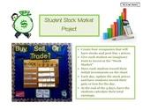 Stock Market Simulation Class Project