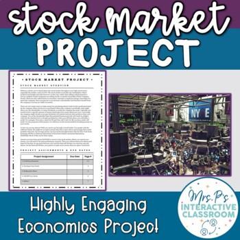 Stock Market Simulation Economics Project