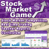 Stock Market Simulation Game - Challenge - 5 licenses (teams of 3-5) 1 year