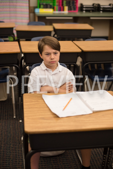 Stock Photo: Angry/Mad Student-Personal & Commercial Use