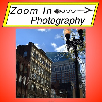 Stock Photo: Boston Building (d)