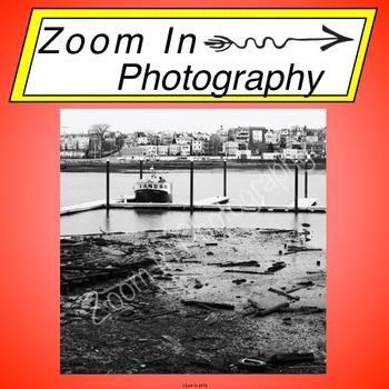 Stock Photo: Boston Dock
