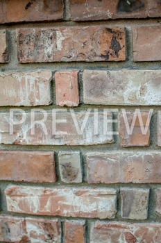 Stock Photo: Bricks -Personal & Commercial Use