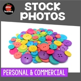 Stock Photo : Buttons
