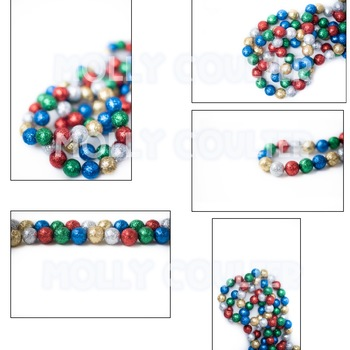 Stock Photo: Christmas Garlands -Personal & Commercial Use