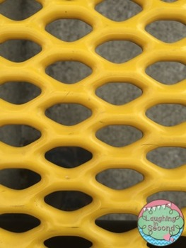 Stock Photo - Close Up of Yellow Bench