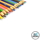 Stock Photo: Color Pencils #11