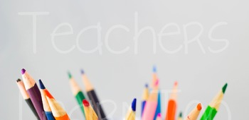 Stock Photo - Colored Pencils #3