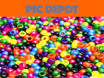Art Stock Photo Colorful Beads
