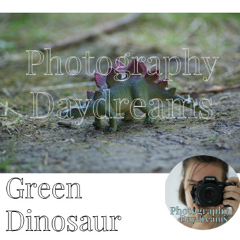 Stock Photo Dinosaur 3