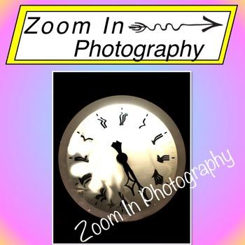 Stock Photo: Fairy Tale Funky Clock