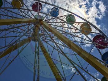 Stock Photo - Ferris Wheel - Photograph - Carnival - County Fair