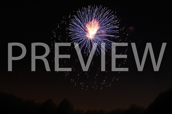 Stock Photo: Firework #2- Personal & Commercial Use