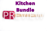 BUNDLE Stock Photo: Kitchen Supply Bundle-Personal & Commercial Use