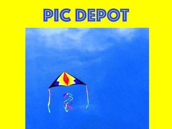 Stock Photo Kite