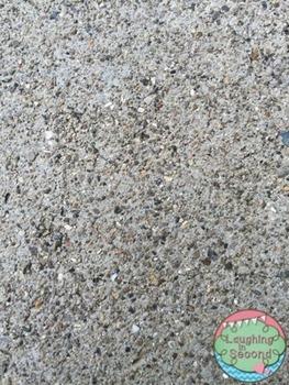 Stock Photo - Light Colored Concrete