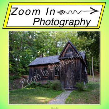 Stock Photo: Louisa May Alcott's Family Farm