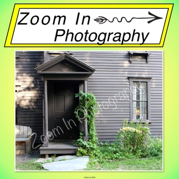 Stock Photo: Louisa May Alcott's House Side