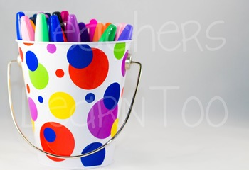 Stock Photo - Markers #1